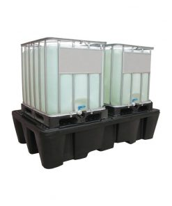 Darcy Double IBC Sump Pallet