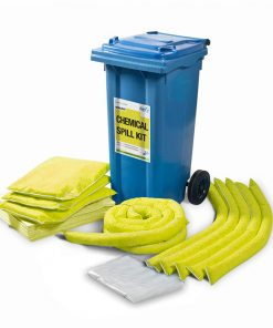 Darcy 120 Litre Chemical Absorbent Spill Kit