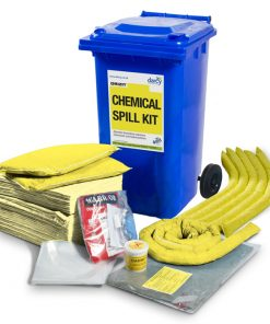 Darcy 240 Litre Chemical Absorbent Spill Kit