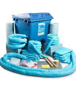 Darcy 1100 Litre Oil Absorbent Spill Kit