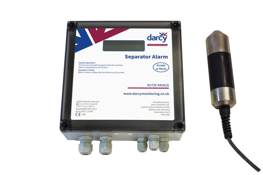 Mains Separator Alarm